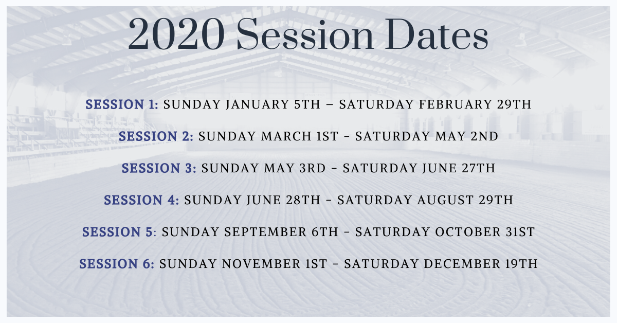 2020 Session Dates (2)