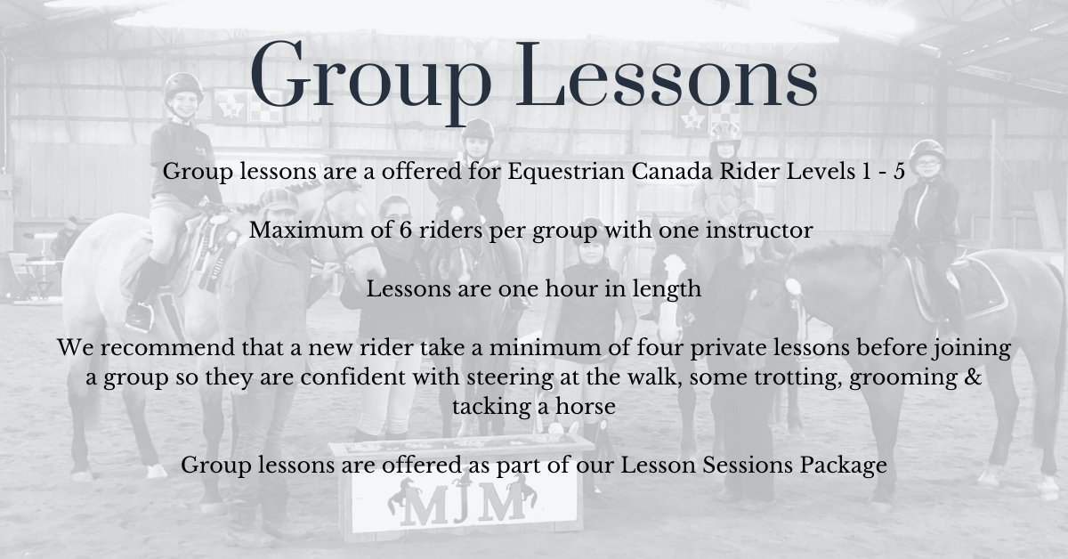 Group Lessons (2)