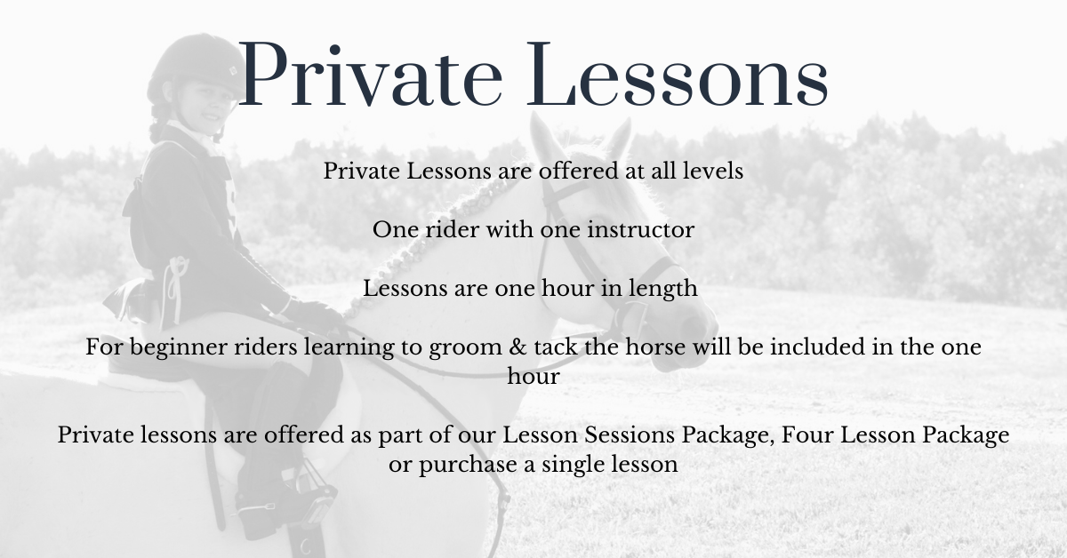 Private Lessons (1)