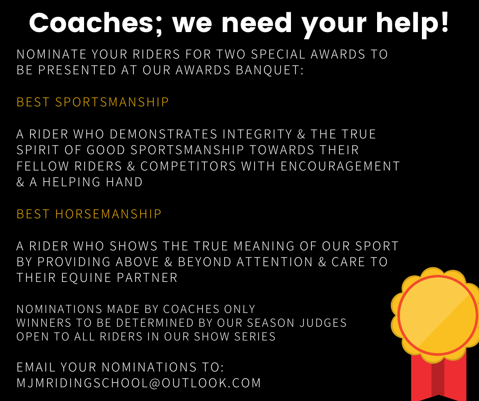 Coaches; we need your help! (1)